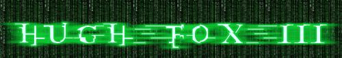 Hugh Fox III - Matrix