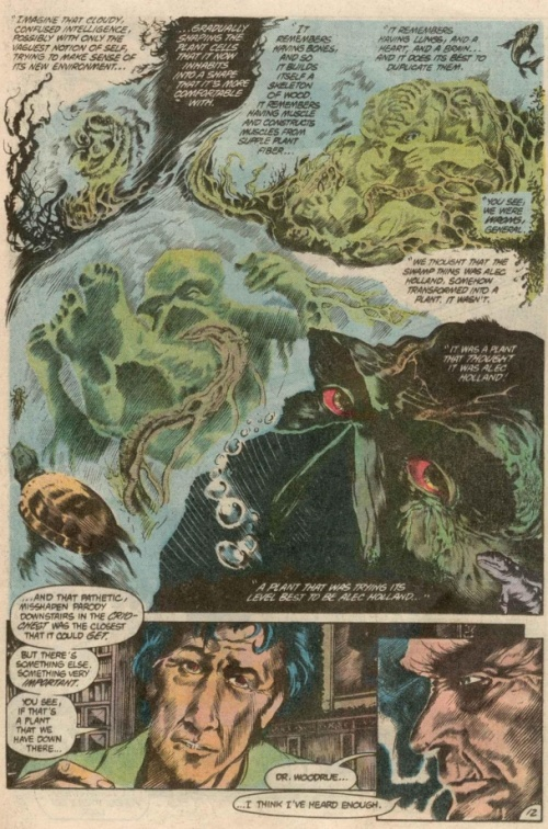 4 Swamp Thing V2 #21 - Page 13