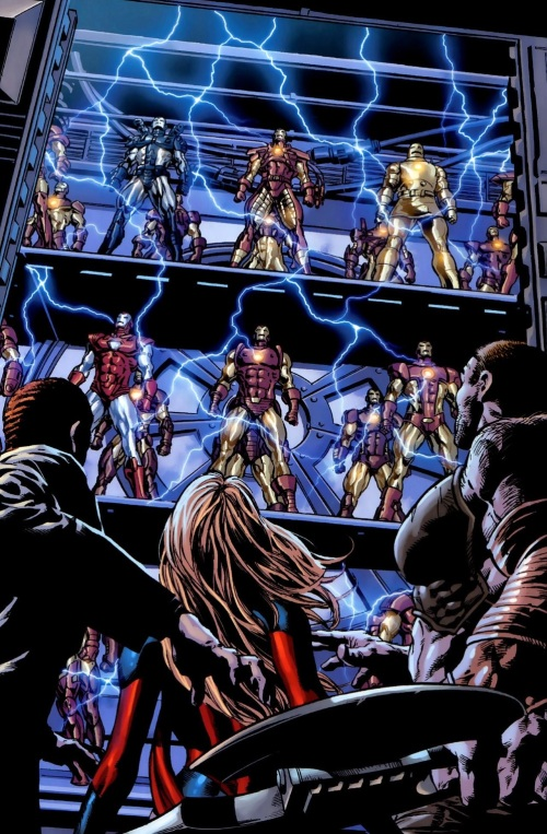 18-36 Stratagems as Portrayed in Comic Books-Dark Avengers #1 - Page 27