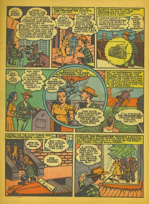 4-36 Stratagems as Portrayed in Comic Books-Action Comics #51 (1942) - Page 15