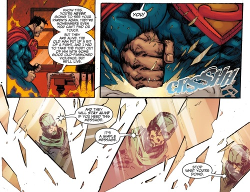 5-36 Stratagems as Portrayed in Comic Books-Injustice - Gods Among Us #7 - Page 21