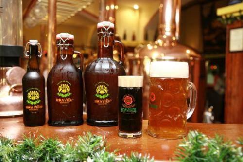 2Hoa Vien Brewery Beers