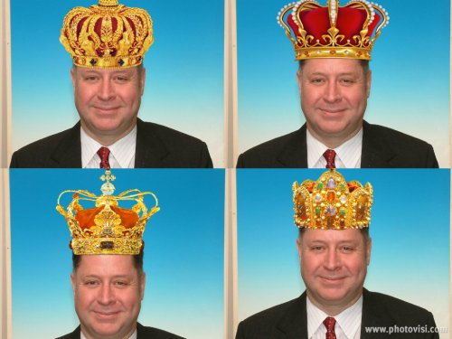 7AdornPic Crowns Hugh Fox