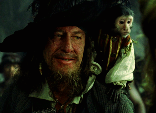 Captain Hector Barbossa