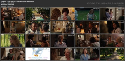 0The Help 2011 Thumbnails