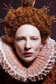2Cate Blanchett as Elizabeth I of England