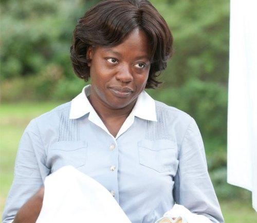 2Viola Davis as Aibileen Clark