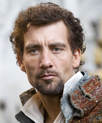 3Clive Owen as Sir Walter Raleigh