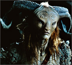 4Doug Jones as the Faun
