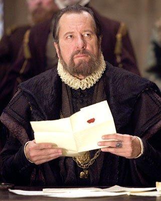 4Geoffrey Rush as Sir Francis Walsingham
