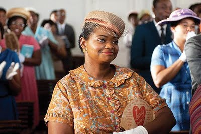 4Octavia Spencer as Minny Jackson