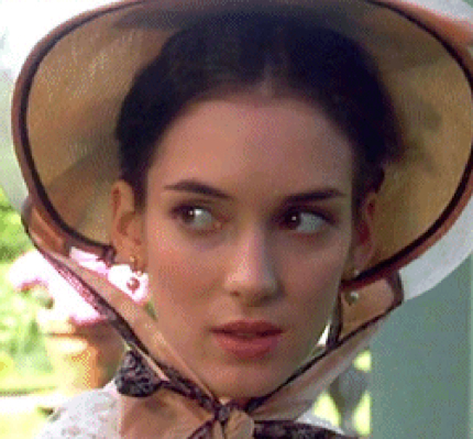 4Winona Ryder as May Welland