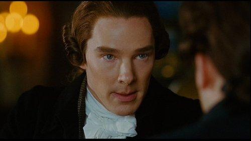5Benedict Cumberbatch - William Pitt the Younger