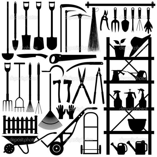 18 Gardening Tools