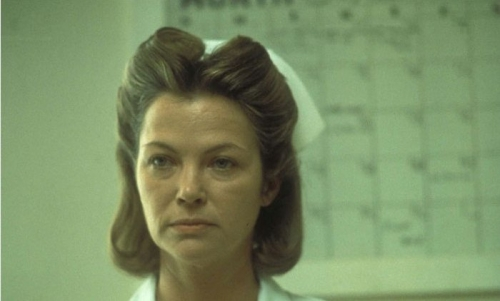 2Louise Fletcher as Nurse Ratched