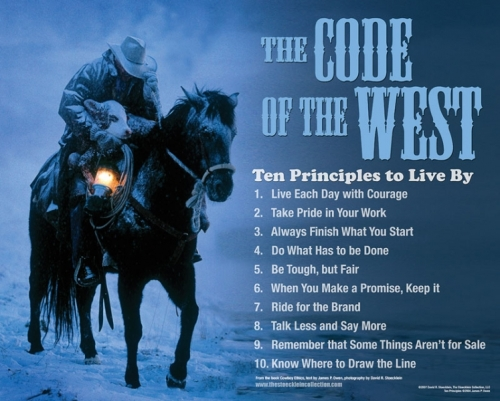 6CodeoftheWest