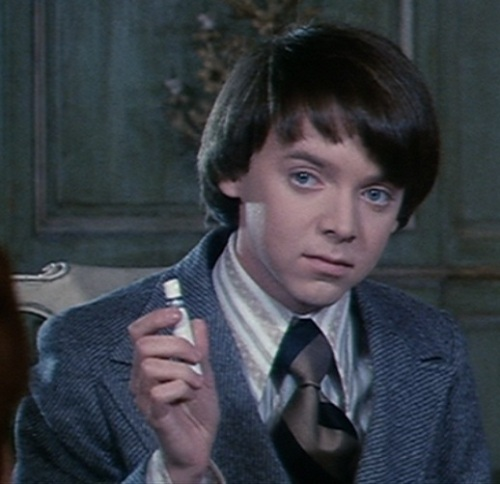 Bud Cort as Harold Parker Chasen
