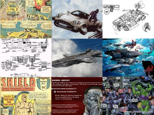 0S.H.I.E.L.D Technologies