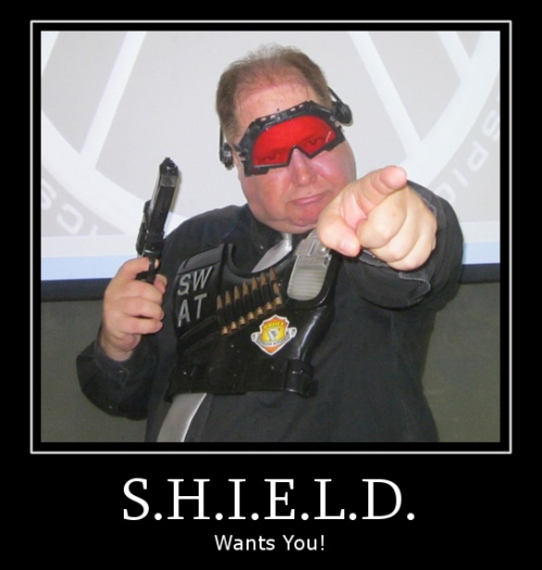 S.H.I.E.L.D. Wants You Hugh Fox 3