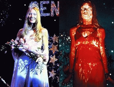 Carrie White in Carrie