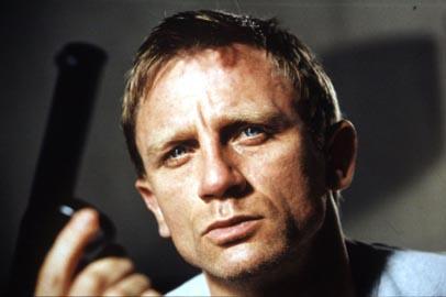 1 Daniel Craig as XXXX