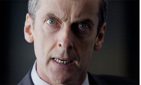 1 Peter Capaldi as Malcolm Tucker