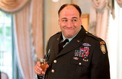 2 James Gandolfini as General Miller
