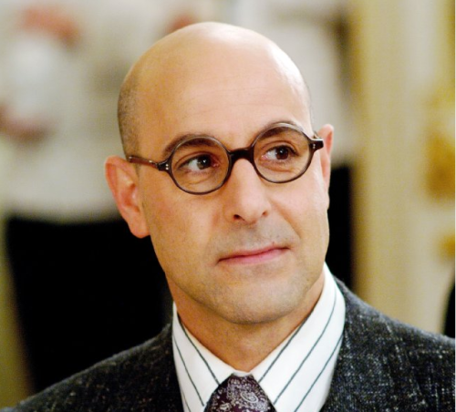 4 Stanley Tucci as Nigel