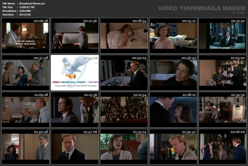 Broadcast News Thumbnail