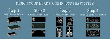 Design Your Own Headstone