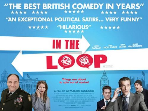 In the Loop Banner