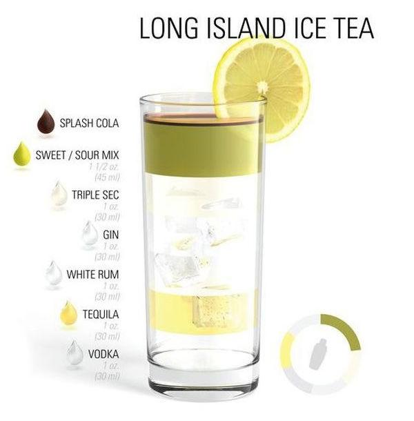 The Club Long Island Tea