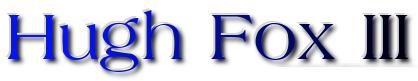 Hugh Fox III - Basics 2