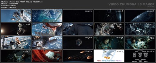 Gravity 2013 Thumbnails