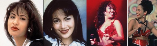 Selena Quintanilla vs Jennifer Lopez Resized