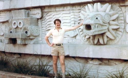 Hugh Fox III San Antonio