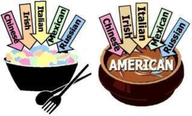American Culture Melting Pot American Cultur...