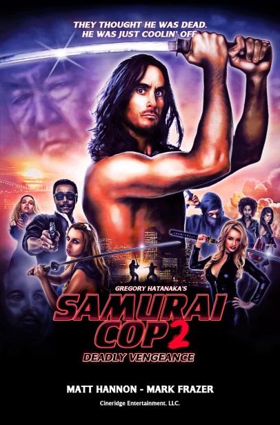 American Samurai 11 - Samurai Cop 2