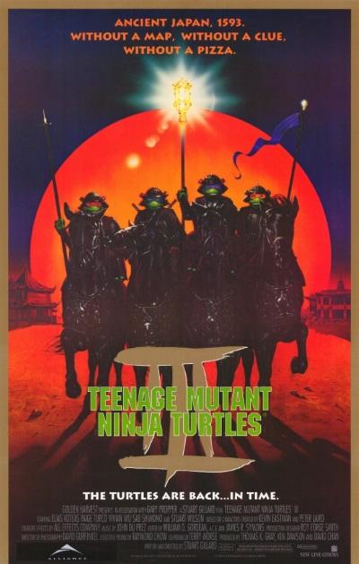 American Samurai 17 - Teenage Mutant Ninja Turtles III
