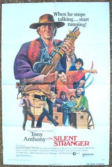 American Samurai 19 - The Silent Stranger
