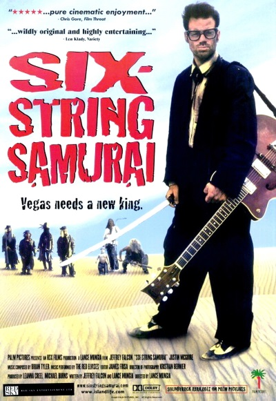 American Samurai 20 - Six-String Samurai