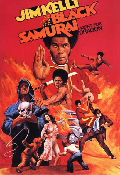 American Samurai 3 - Black Samurai
