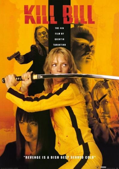 American Samurai 7 - Kill Bill 1