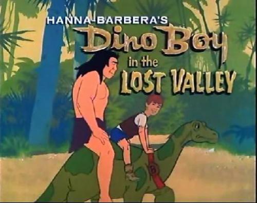 Dino Boy