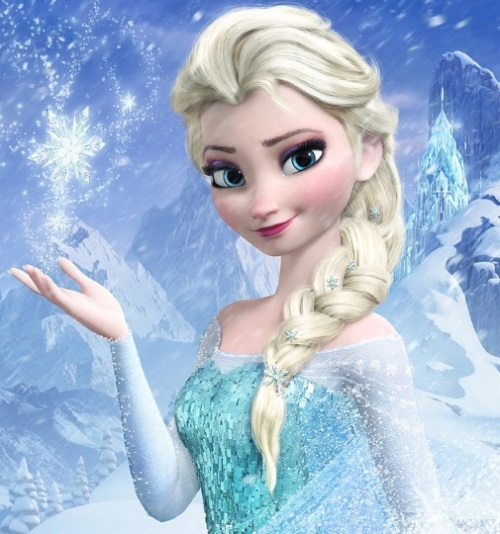 Elsa-Disney Princess
