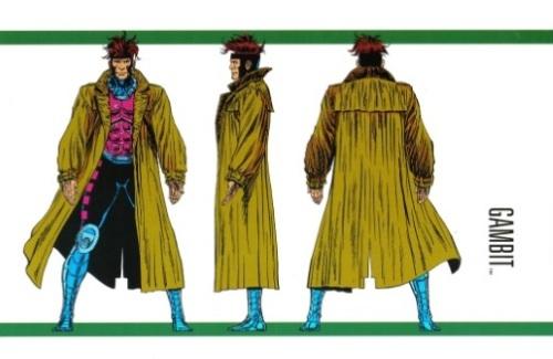Gambit - OHOTMU Master Edition #21 - Page 15 Resized