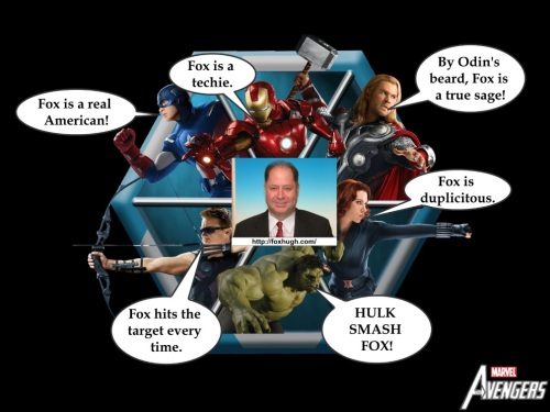 Hugh Fox and the Avengers Captioned Resized