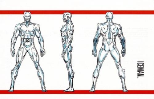 Iceman -OHOTMU Master Edition #13 - Page 21 Resized