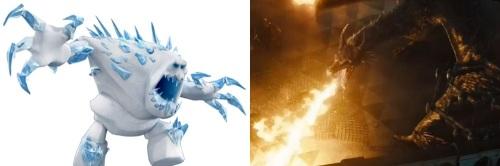 Marshmallow versus Diaval