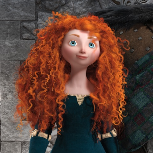 Merida-Disney Princess